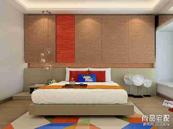 婚房卧室背景墙怎么装修才不显low?