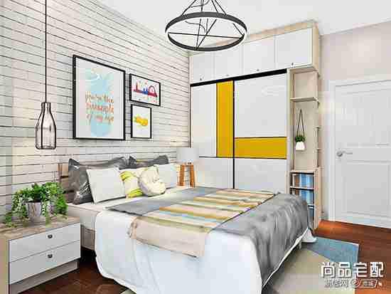10平方米卧室装修重点是哪些?