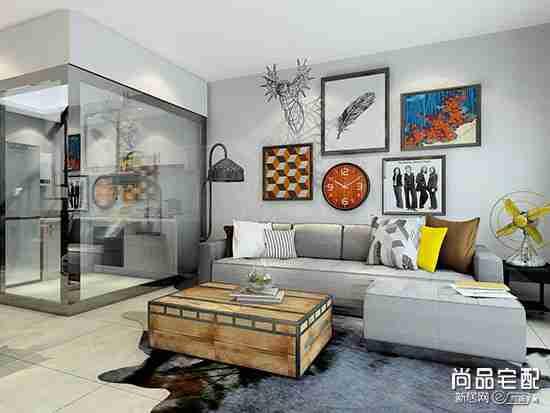 布艺沙发颜色搭配有什么技巧?