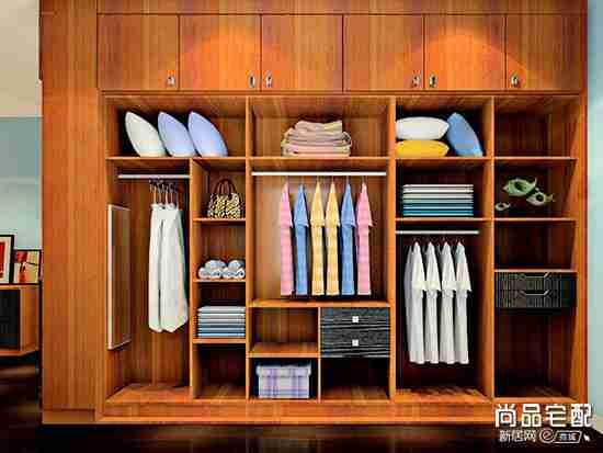 合理衣柜布局应该是怎样的?真的好很多吗