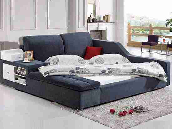 布艺床的优缺点具体是哪些?