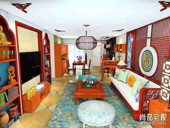 新疆客厅挂毯好不好,值得入手吗?