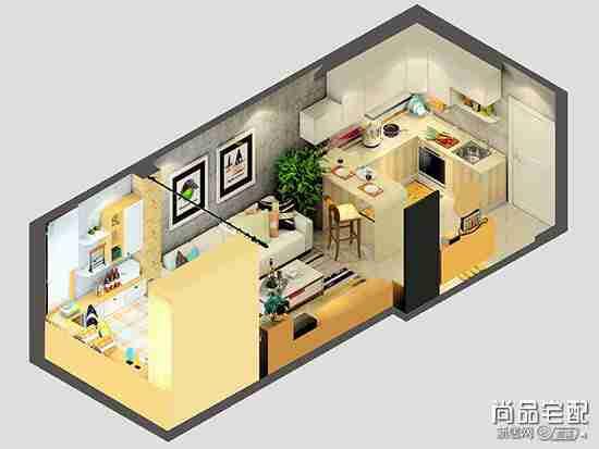 客厅改造成卧室客厅兼用具体怎么改?