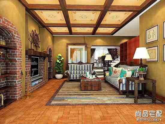 正方形客厅布局怎么弄比较好?