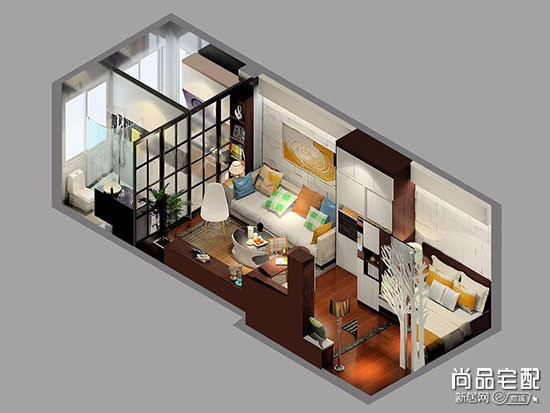 小户型客厅收纳设计有哪些好技巧?