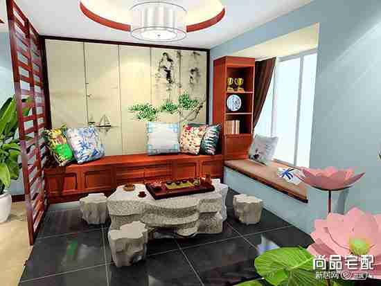 中式家居装饰画一般选哪些比较好搭?