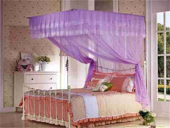 床上吊蚊帐影响风水吗