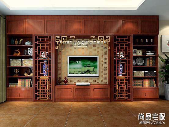 实木电视柜多少钱