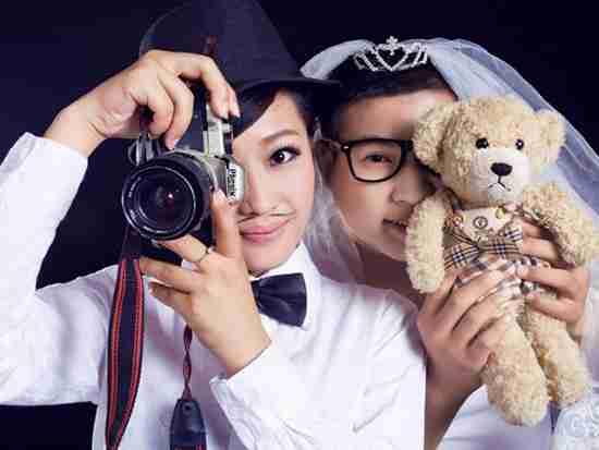 订婚纱照需要注意什么