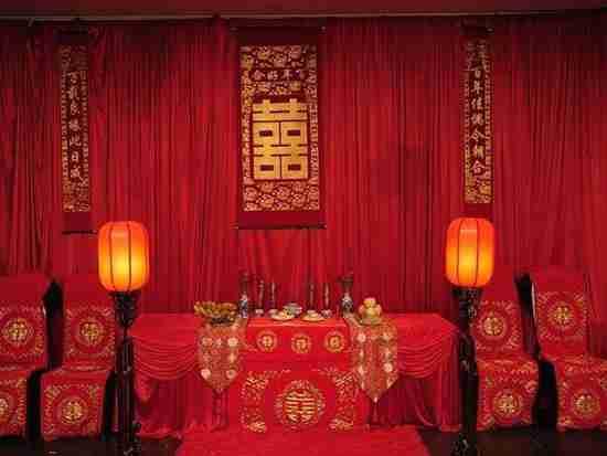中式婚礼的环节有哪些