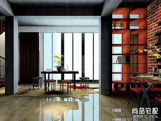 餐桌墙上置物柜怎么设计