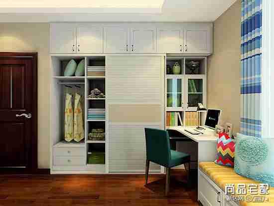 定制衣柜多层实木板