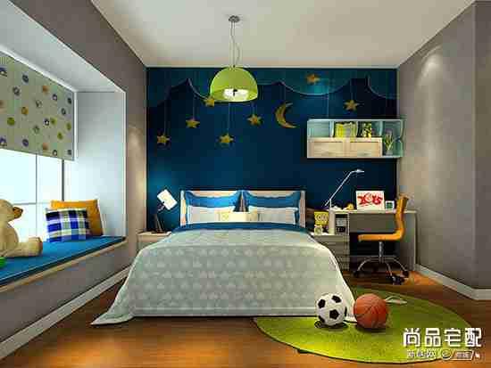 有创意的儿童房间设计都是怎么样的