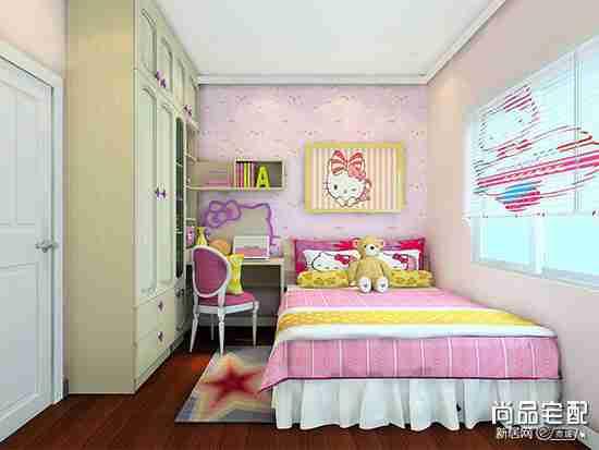 紫色卧室的窗帘用哪种的更好看?