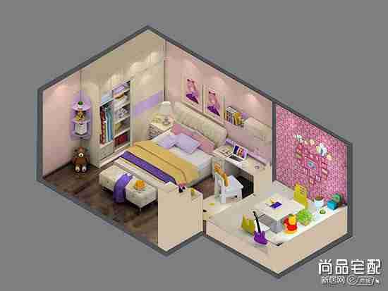 儿童房榻榻米床垫怎么选?