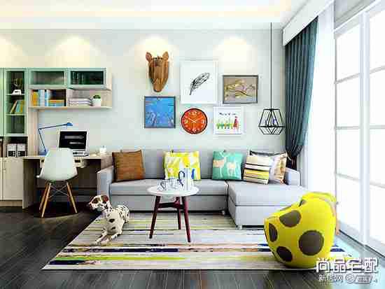 客厅地毯的价格一般是多少