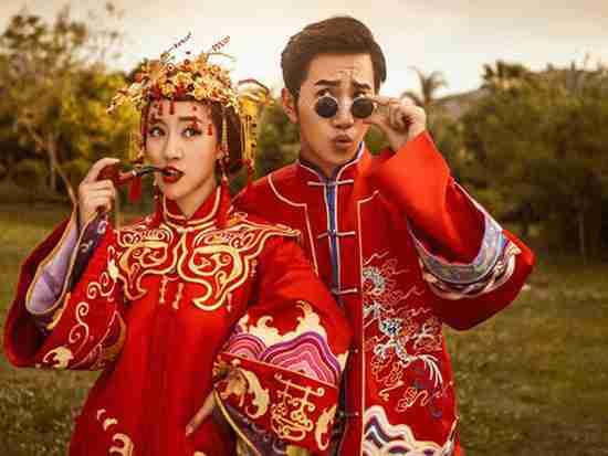 中式婚�Y的�俗有哪些