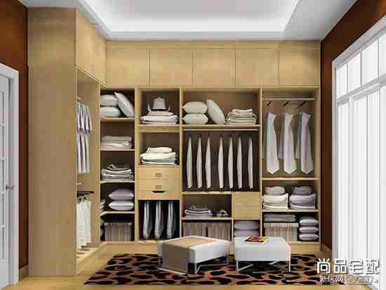 小卧室弄出衣帽间的具体方法是什么?