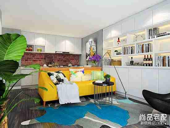 北欧小户型现代布艺沙发哪些品牌好?