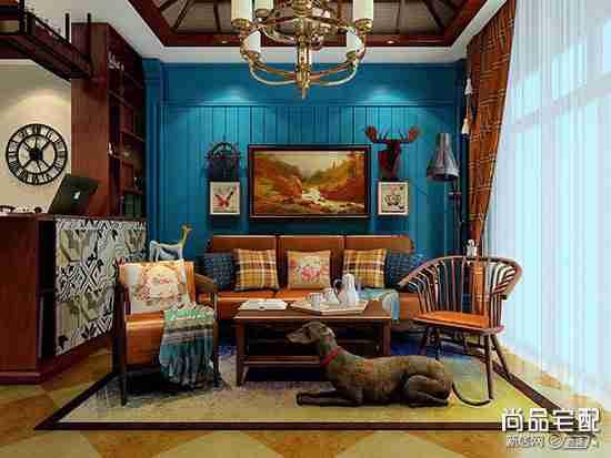 中式红木家具客厅地毯用哪种比较好