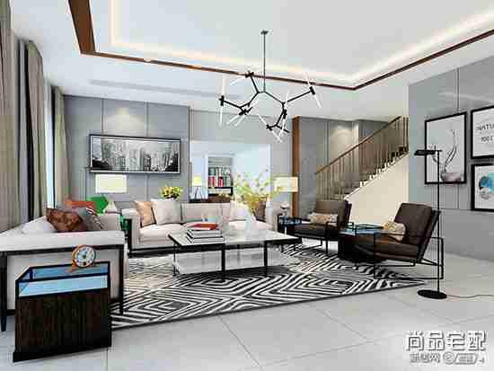 欧式沙发与地毯搭配怎么搭最好?