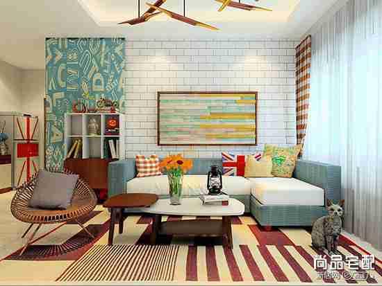 现代简约风格布艺沙发好不好?怎么选?