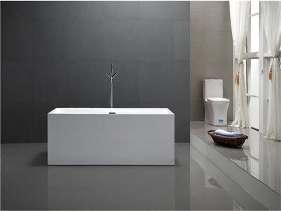 独立浴缸怎么安装