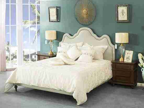 布艺床图片和价格一般是多少
