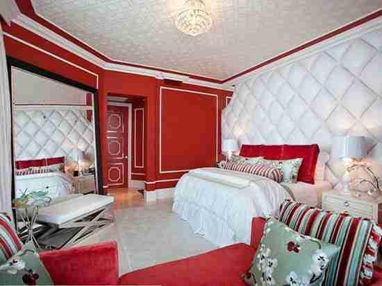 如何布置婚房卧室