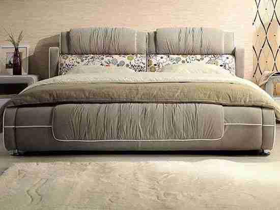 布艺床好不好 布艺床靠谱吗