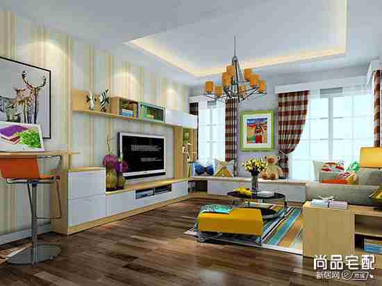 客厅电视柜样式有哪些