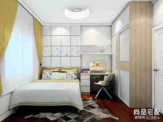 适合卧室的墙纸颜色有哪些