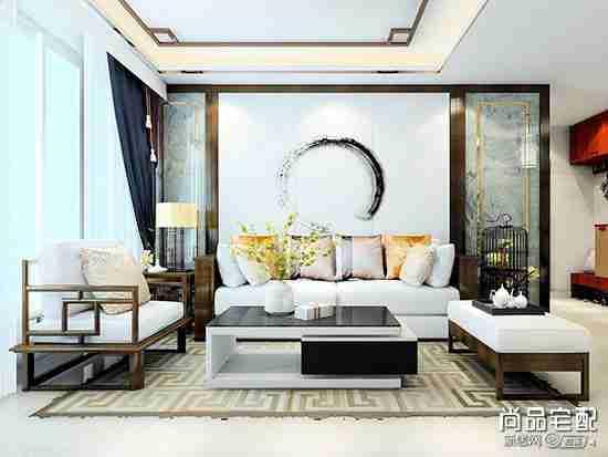中式装修客厅和房间过道装修要注意什么