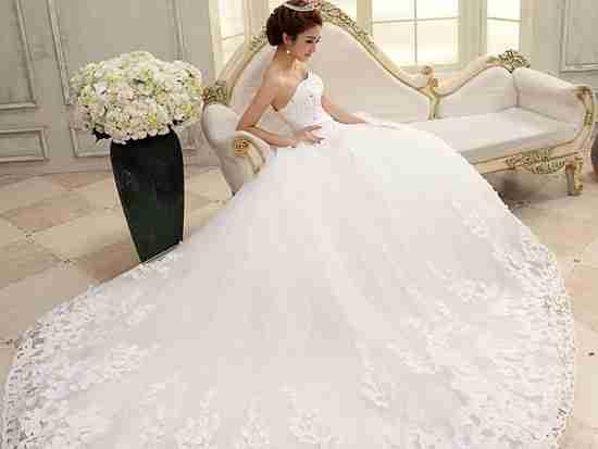 订做婚纱多少钱