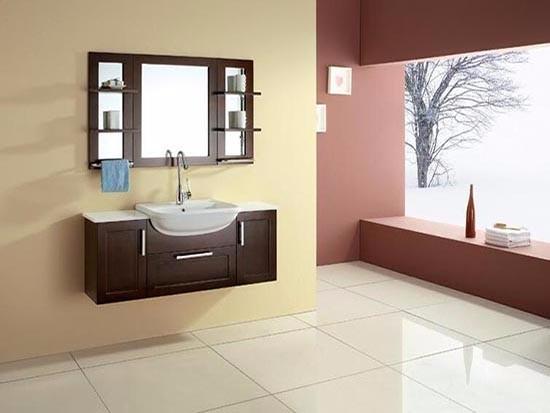 定做浴室柜�r格一般多少�X