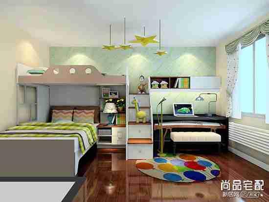 儿童卧室颜色有什么讲究?用哪种比较好?