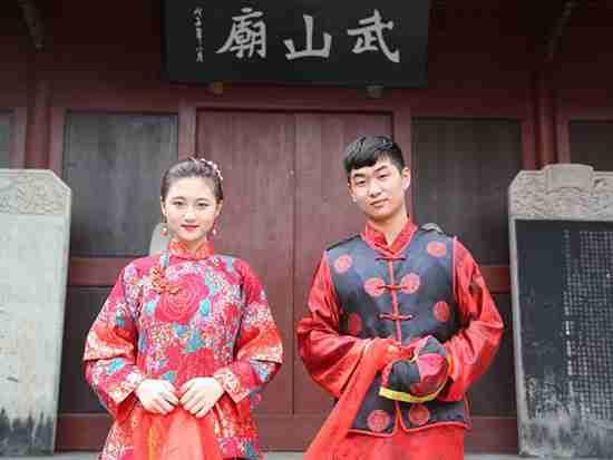 中国传统结婚仪式流程有哪些