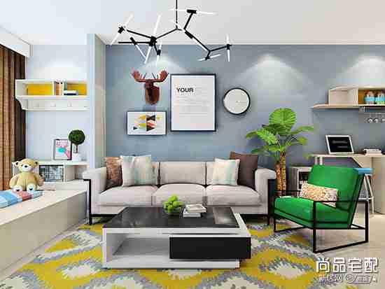 北欧风格的布艺沙发好吗