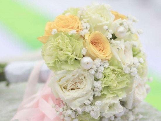 新娘捧花有哪些特点