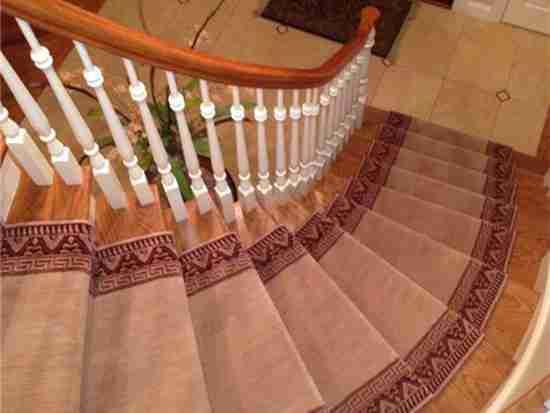楼梯地毯多钱一米