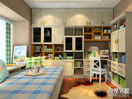 9平米书房榻榻米装修用哪种风格比较好?有对比吗