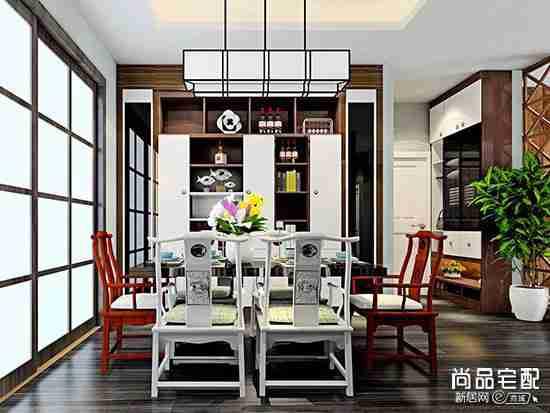 中式田园餐厅怎么布置比较好