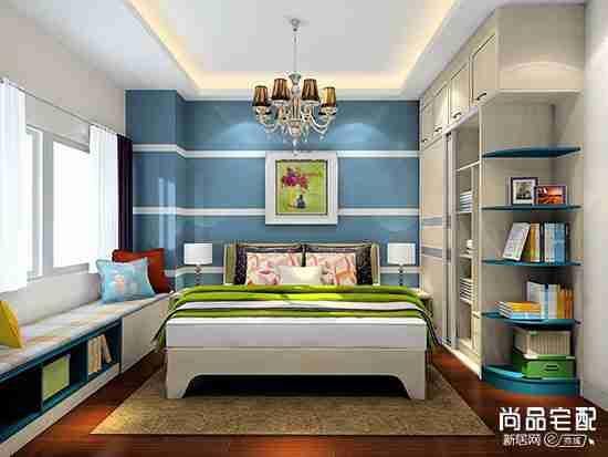 卧室墙纸材质一般用哪种