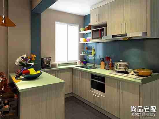 厨房吊柜离台面高度是多少