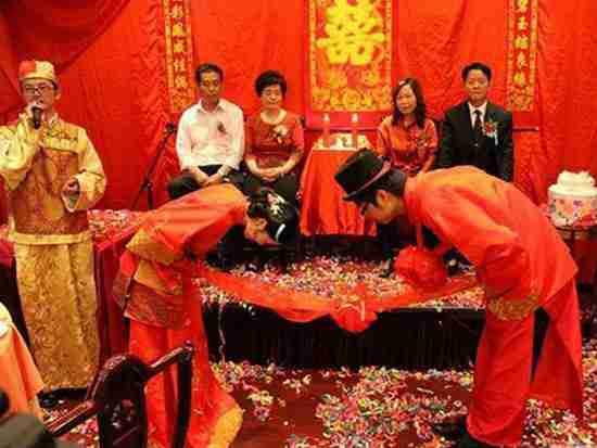 重�c渝北的婚嫁�L俗有哪些