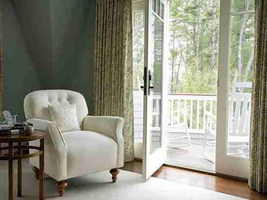 阳台与客厅隔断门怎么设计怎么选?