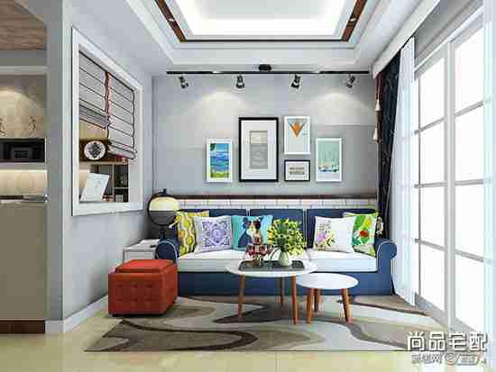 客厅地毯买多大合适 一般都买多大的
