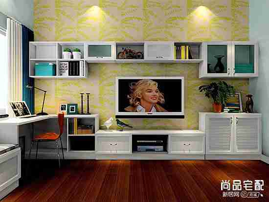 小户型客厅组合电视柜选哪种风格好
