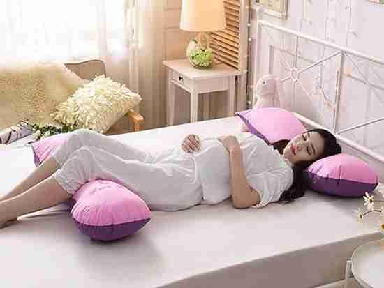 孕晚期正确睡姿是什么