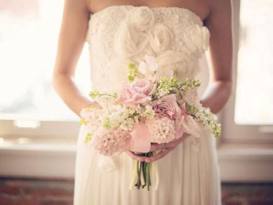 新娘手捧花的主要�型有哪些